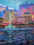 Downtown Scenes - Call to Artist at CityArts