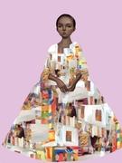 Black Girl in White Dress