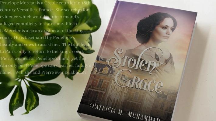 Stolen Grace book teaser
