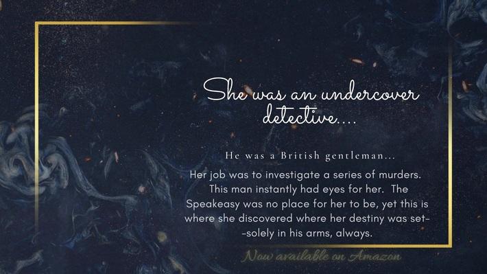 The Speakeasy Murders mini book trailer