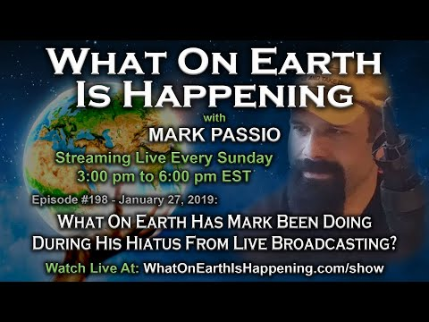 What On Earth Is Happening - Episode #198
