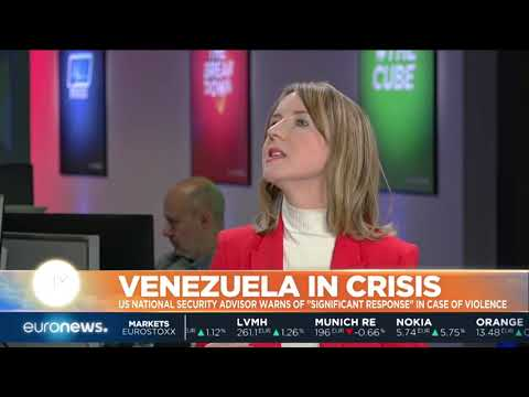 Venezuela is in crisis with two presidents, two governments and neither side is backing down | #GME