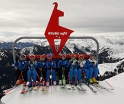 Trainingstag  U12 in Kitzbühel...