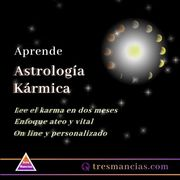 Aprende Astrología Kármica