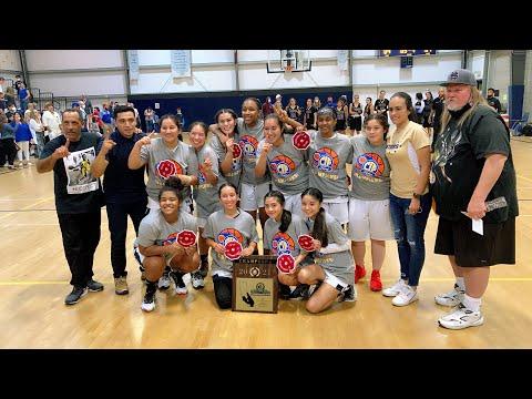 Mary Star High Girls Basketball 2021 Receives Their Just Rewards