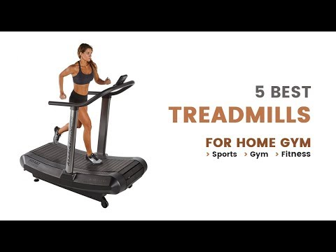 5 Best Treadmills for Home Gym - Top Treadmill Review | Top 5 Treadmills of 2019