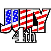 JULY 4TH ON JULY 3