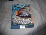 Les grandes Batailles Navales et Aéronavales de la Guerre du Pacifique.