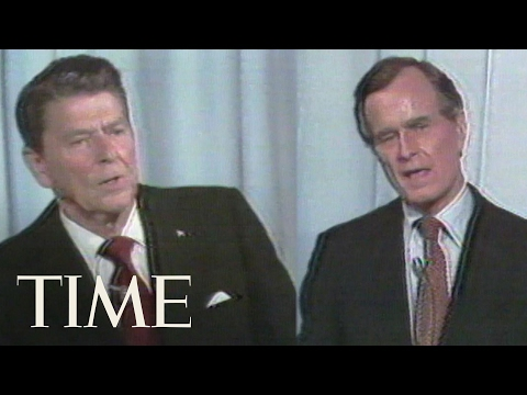 This Video of George H. W. Bush And Ronald Reagan Debating Immigration Shows How Much The Republican Party Has Changed