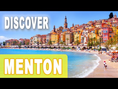 Menton, the Pearl of France on the French Riviera! 🍋