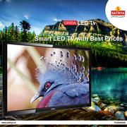 Smart LED TV | LED TV Sale | Smart TV Price - SATHYA Online Shopping