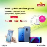 Buy Mobile online | Buy Smartphone Online in India | SATHYA