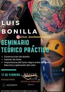 Seminario Teoría y Práctica de Aplicación de Color, por Luis Bonilla