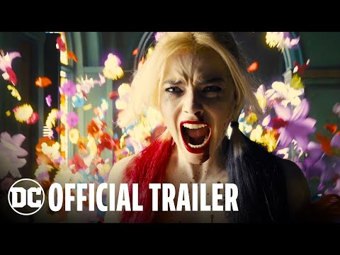 THE SUICIDE SQUAD – Official Trailer