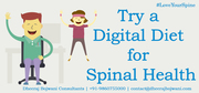 Try a digital diet for spinal health in India