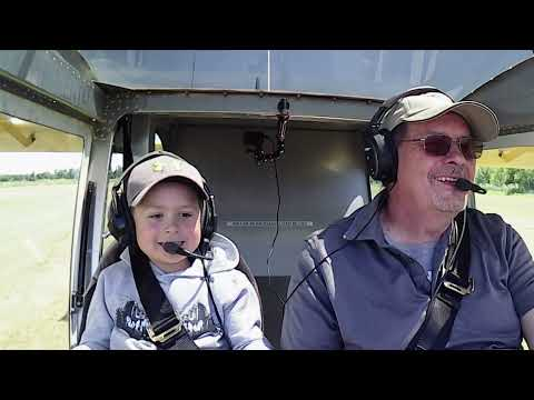 What my 4 yr old Grandson says about the Zenith CH750 @ 2:47 :)