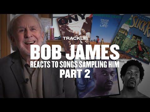 Part 2   Bob James reacts to hits sampling his songs   Slick Rick, 9th Wonder, Onyx & more  