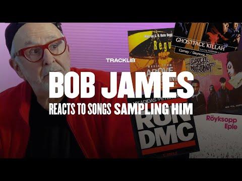 Bob James reacts to hits sampling his songs   Incl. Run-DMC, Ghostface Killah, Warren G & Röyksopp  