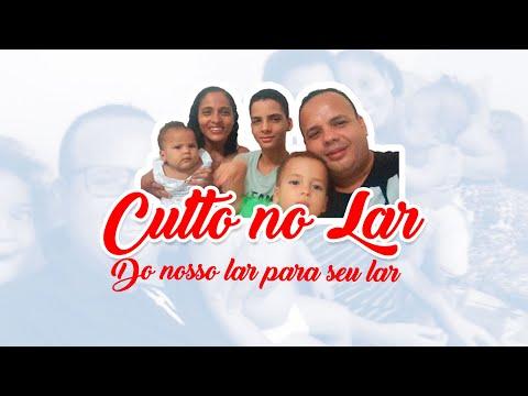Live Culto No Lar  - Do nosso lar para seu lar! Participe!!