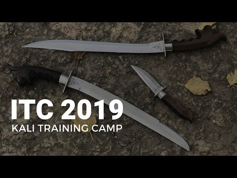 KALI - 5 Day Immersion Training Camp 2019
