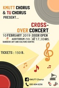 """งาน 'KMUTT x TU Chorus Cross Over Concert"""""""