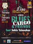 Blues Carggo at Ploughman's
