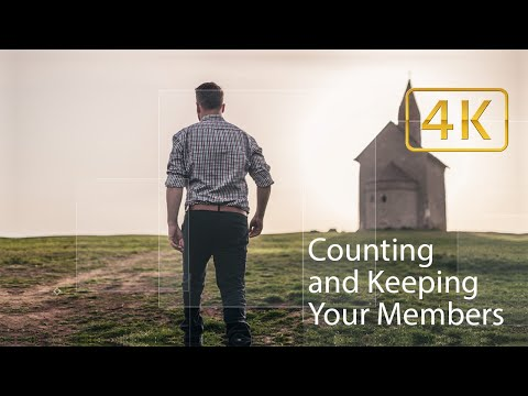 957 - Counting and Keeping Your Members - Walter Veith