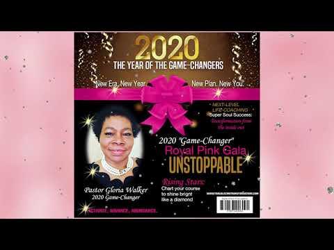 Game-Changer Graduate: Pastor Gloria Walker