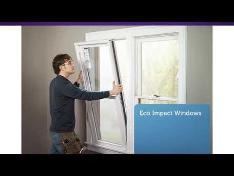 Elite Eco Impact Windows