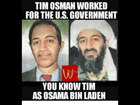 Osama Bin Laden Was/Is CIA Asset Tim Osman