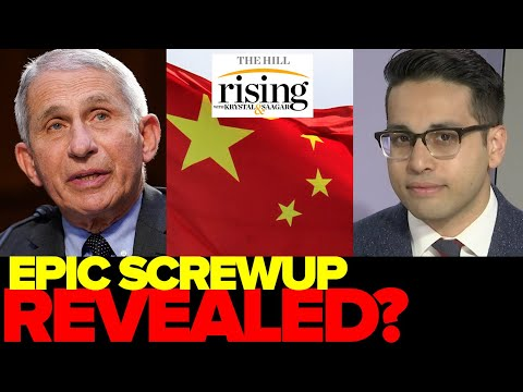 Saagar Enjeti: Lab-Leak Hypothesis Could Reveal EPIC Screwup Of US, Fauci AND China