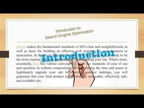 PPT on Search Engine Optimization | SEO ppt Presentation