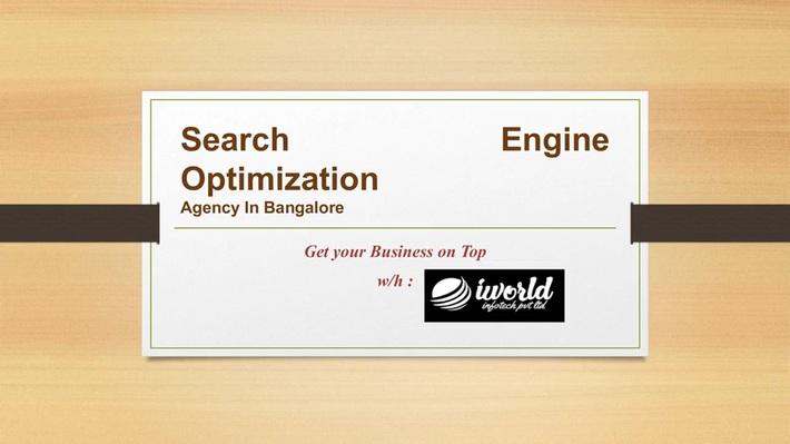 Search Engine Optimization PPT