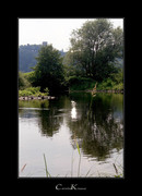 Summerly Silence at River Ruhr I