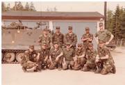 1st Sqdn 2 ACR GSR Platoon July 1982