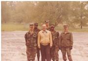 1st Sqdn 2 ACR S-2 Crew June 1982