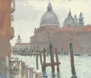 Painting Trip to Venice with Michael Richardson