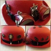 Steampunk Bowlers Hat