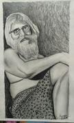 Shree rang avdhut maharaj Pencil sketch