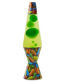 Spencers NEW Gummy Worm Lava Lamp