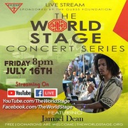 JAMAEL DEAN ||:Take Two:|| Live-Stream - Recordn' From: The 'new' World STAGE *updatez*