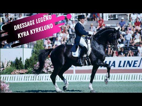 Epic Grand Prix Dressage Freestyle: Kyra Kyrklund & Matador