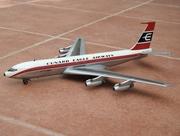 Inflight200 Cunard Eagle B707-400