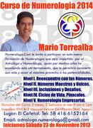 Formacion de Asesores Numerologicos 2013 - 2014