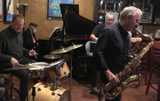 Live Jazz w/the Mark McKenzie Jazz Quartet!