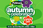 Pohlmans autumn celebration