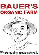 FOOD FORAGERS DAY AT BAUERS ORGANIC FARM
