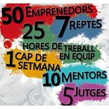 """Official presentation of the """"Entrepreneurs Weekend"""" in Catalonia, Spain"""