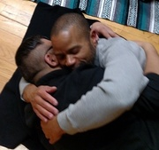 @dueling cuddles CROP norris