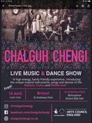 Live music & Dance show